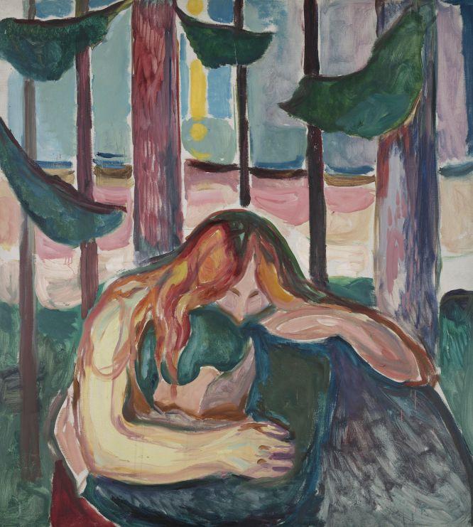 Exposición Munch